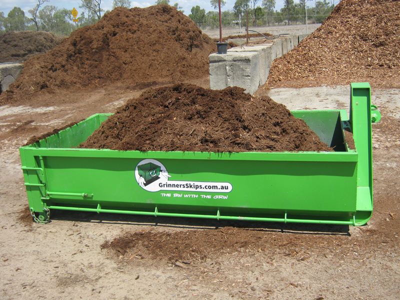 Summer Grow n Throw garden skip hire deal