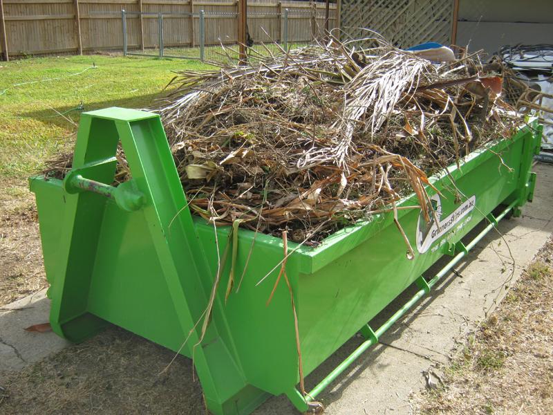 renovation waste disposal townsville